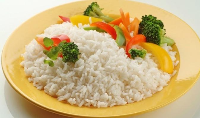 Рис на гарнир фото