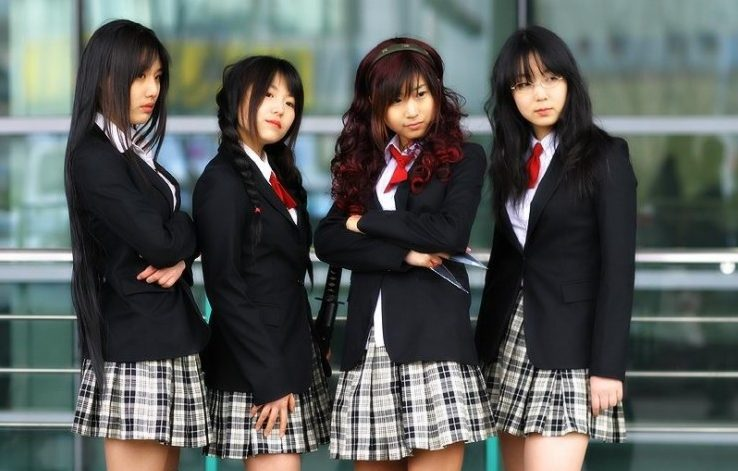 Japanese Schoolgirl Confidential How Teenage Girls Made a
